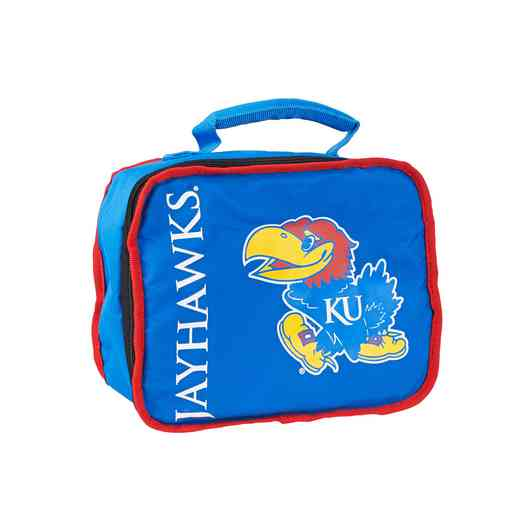 C11COL42C430008RTL: NCAA Kansas Lunchbox Sacked