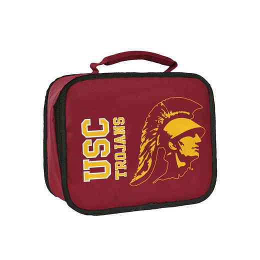 C11COL42C600068RTL: NCAA USC Lunchbox Sacked