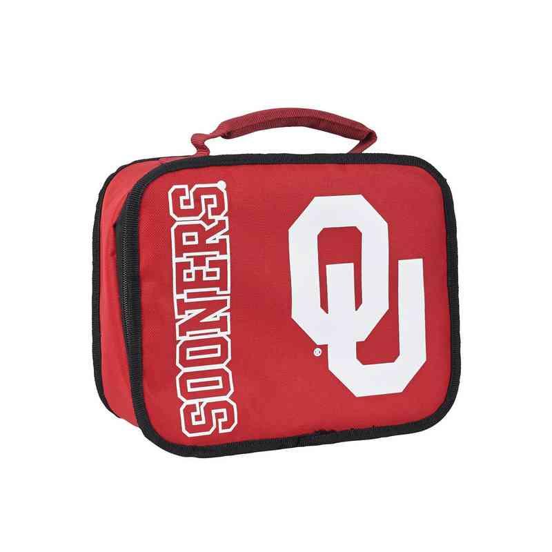 C11COL42C651012RTL: NCAA Oklahoma Lunchbox Sacked