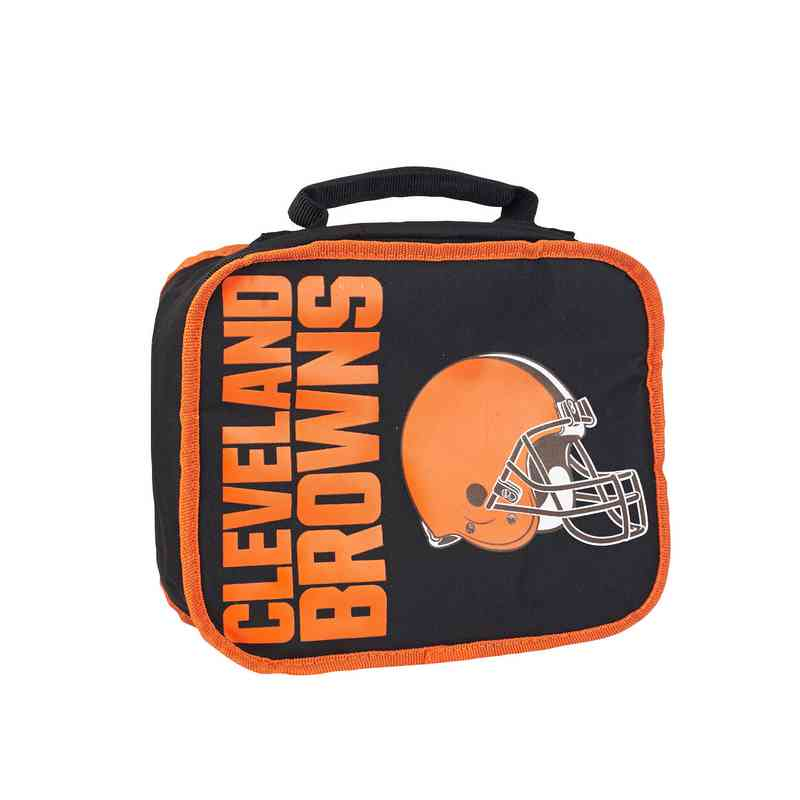 C11NFL42C001005RTL: NFL Browns Lunchbox Sacked