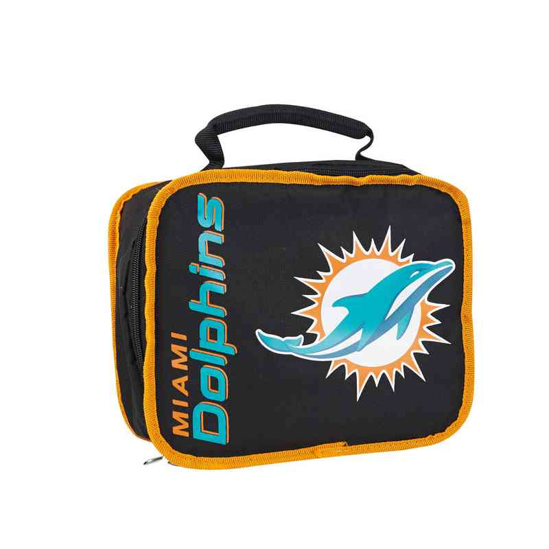 C11NFL42C001010RTL: NFL Dolphins Lunchbox Sacked