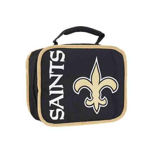 C11NFL42C001021RTL: NFL Saints Lunchbox Sacked