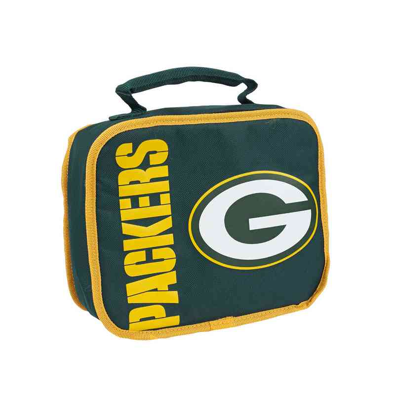 C11NFL42C300017RTL: NFL Packers Lunchbox Sacked