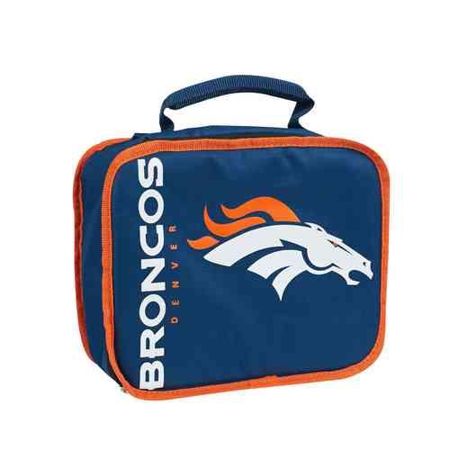 C11NFL42C410004RTL: NFL Broncos Lunchbox Sacked