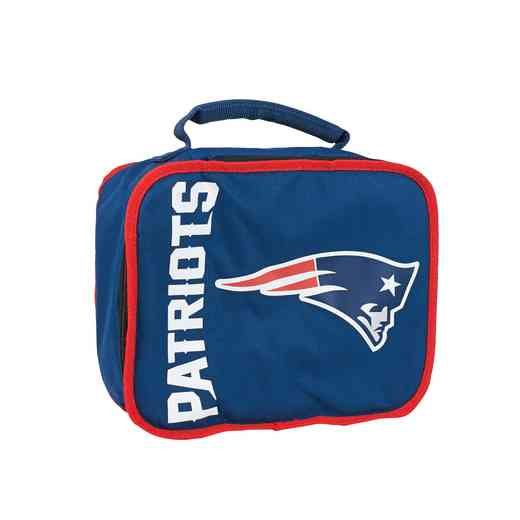 C11NFL42C410076RTL: NFL Patriots Lunchbox Sacked