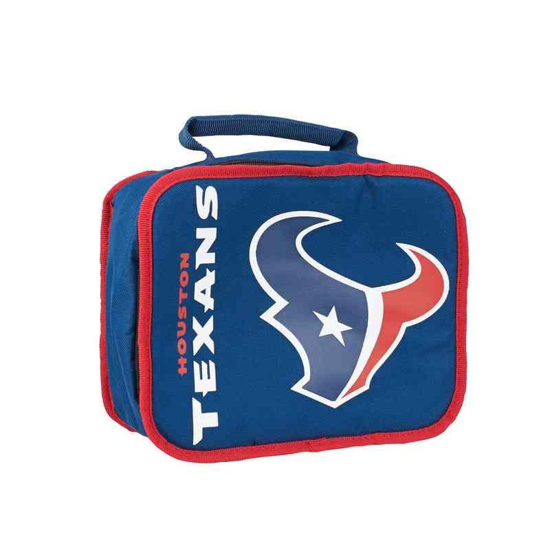 C11NFL42C410119RTL: NFL Texans Lunchbox Sacked