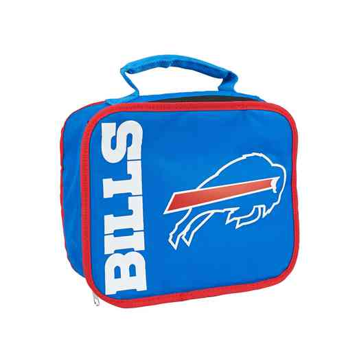 C11NFL42C430003RTL: NFL Bills Lunchbox Sacked