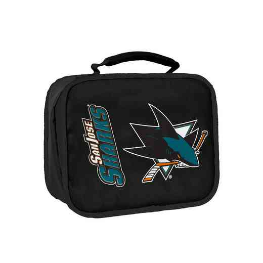 C11NHL42C001020RTL: NHL Sharks Lunchbox Sacked