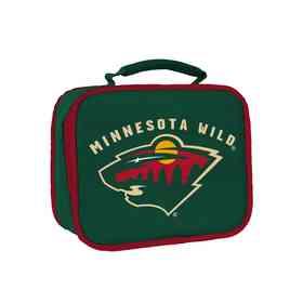 C11NHL42C300032RTL: NHL Wild Lunchbox Sacked