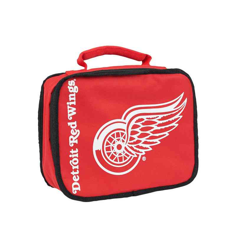 C11NHL42C600006RTL: NHL Red Wings Lunchbox Sacked