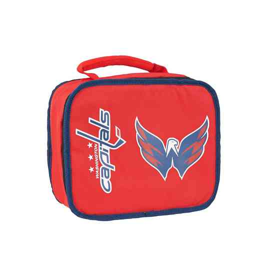 C11NHL42C600025RTL: NHL Capitals Lunchbox Sacked