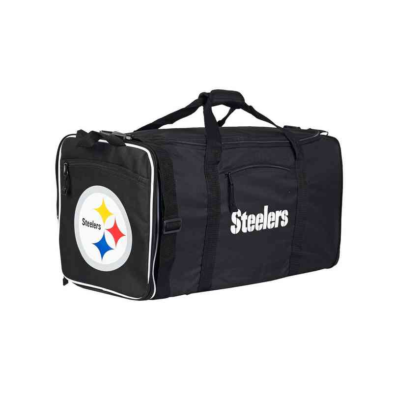 C11NFLC72001078RTL:  Steelers Steal Duffel
