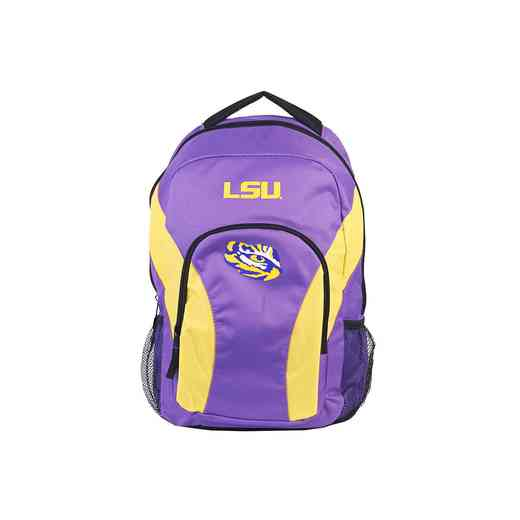 C11COLC10510046RTL: NCAA LSU Backpack Draftday