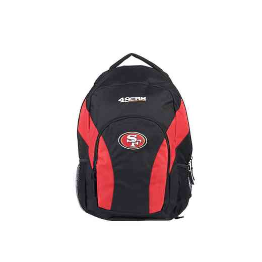 C11NFLC10006013RTL: NFL 49ers Backpack Draftday