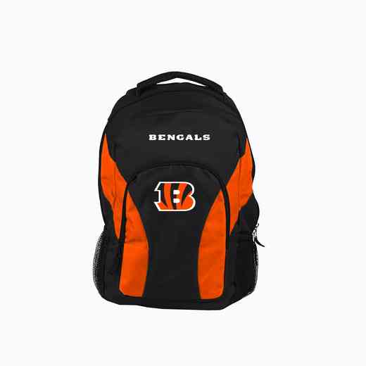 C11NFLC10012002RTL: NFL Bengals Backpack Draftday