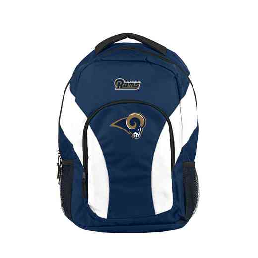 C11NFLC10411083RTL: NFL Rams Backpack Draftday