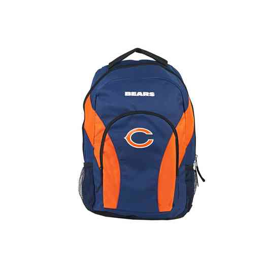 C11NFLC10413001RTL: NFL Bears Backpack Draftday