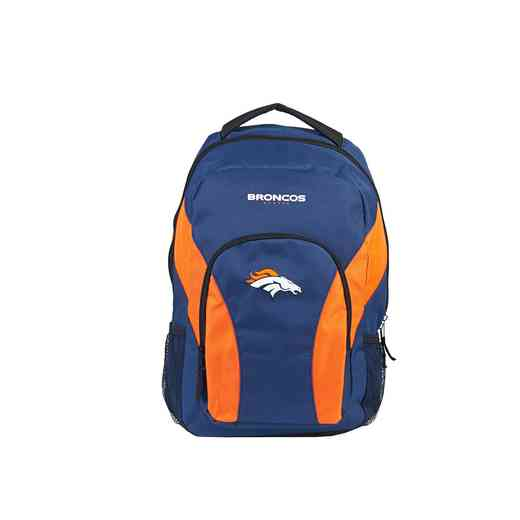 C11NFLC10413004RTL: NFL Broncos Backpack DraftDay