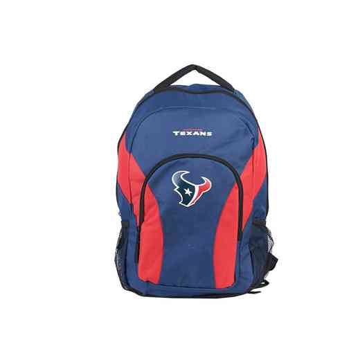 C11NFLC10416119RTL: NFL Texans Backpack Draftday