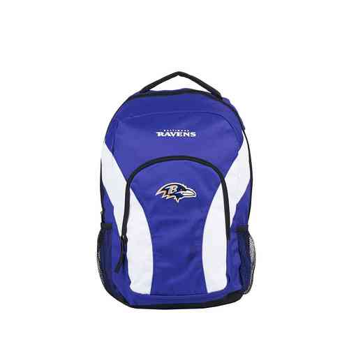 C11NFLC10531077RTL: NFL Ravens Backpack Draftday