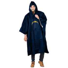 C11NFL47C410079RTL: NFL Chargers Deluxe Poncho