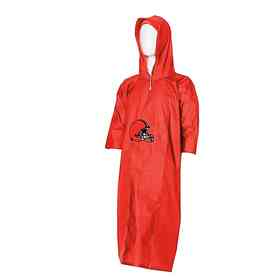 C11NFL47C810005RTL: NFL Browns Deluxe Poncho