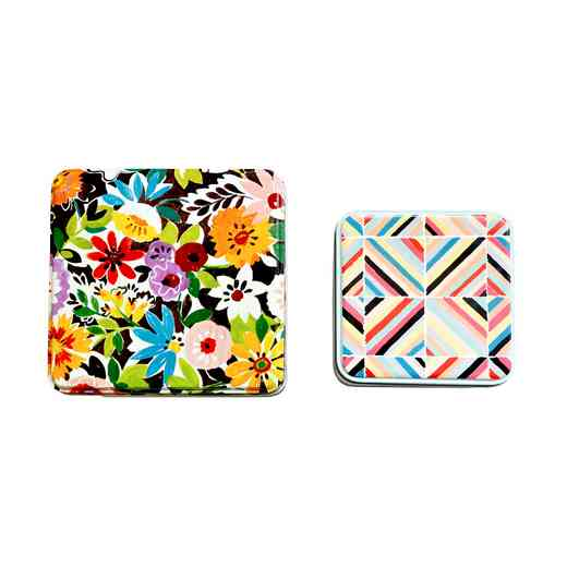 COCA001: Collier Campbell Nested Storage Tins Set of 2
