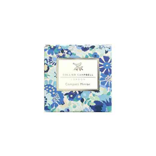 Miller Portico Designs Sky Coral Strawberry Zip Pouch