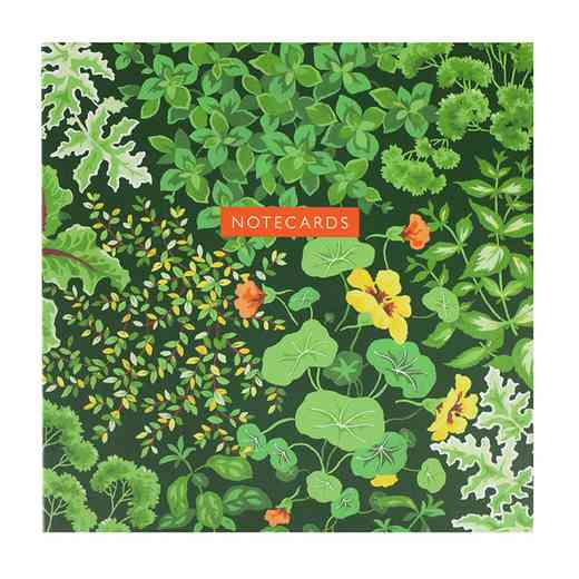 LALW03: Laura Ashley - Living Wall Notecard Set