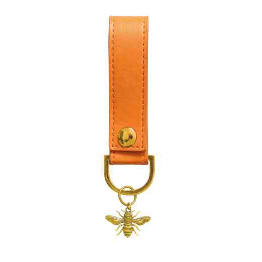 SKYK06: Sky + Miller Orange Bee Keyring