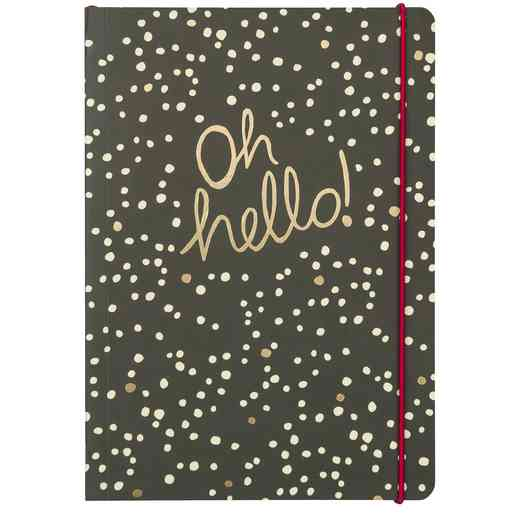 GTPNB02: Portico/SS16 Notebooks  B5 Journal - Oh Hello