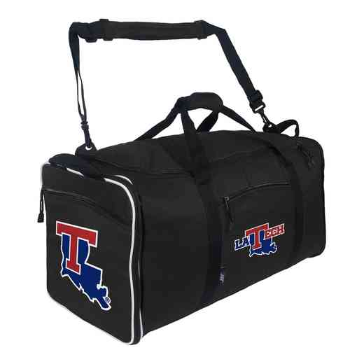 C11COLC72001134RTL: NCAA Louisiana Tech Steal Duffel