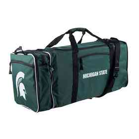 C11COLC72359031RTL: NCAA Michigan State Steal Duffel