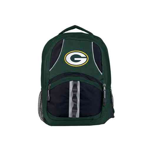 C11NFLC02362017RTL: NFL Packers Captain Backpack