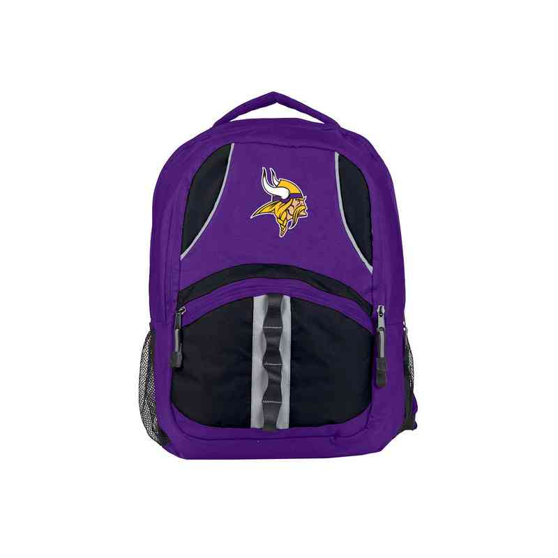 C11NFLC02511023RTL: NFL Vikings Captain Backpack