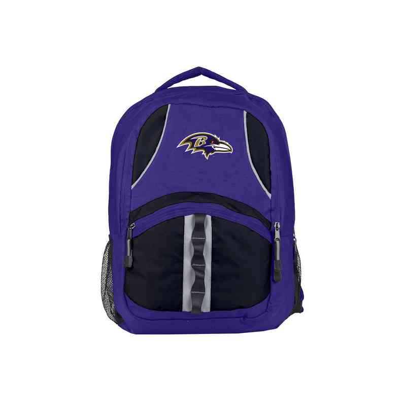 C11NFLC02511077RTL: NFL Ravens Captain Backpack
