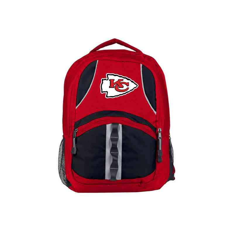C11NFLC02603007RTL: NFL Chiefs Captain Backpack