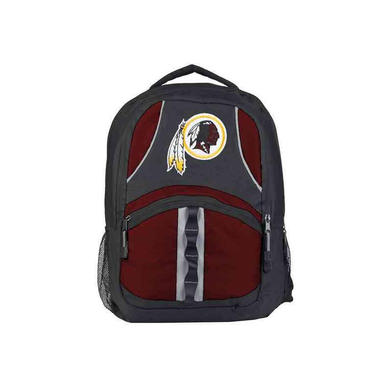 C11NFLC02603020RTL: NFL Redskins Captain Backpack