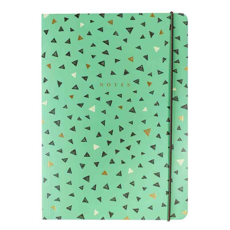 GTPNB17: Portico Notebooks  B5 JOURNAL Triangles