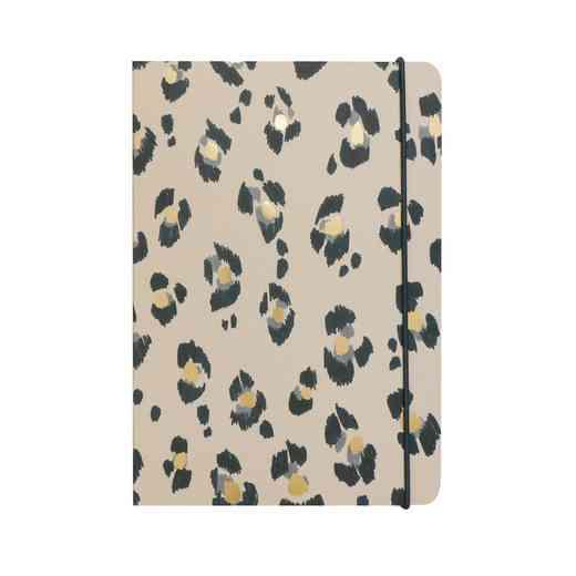 GTPNB23: Portico Notebooks  LEOPARD A5 NOTEBOOK
