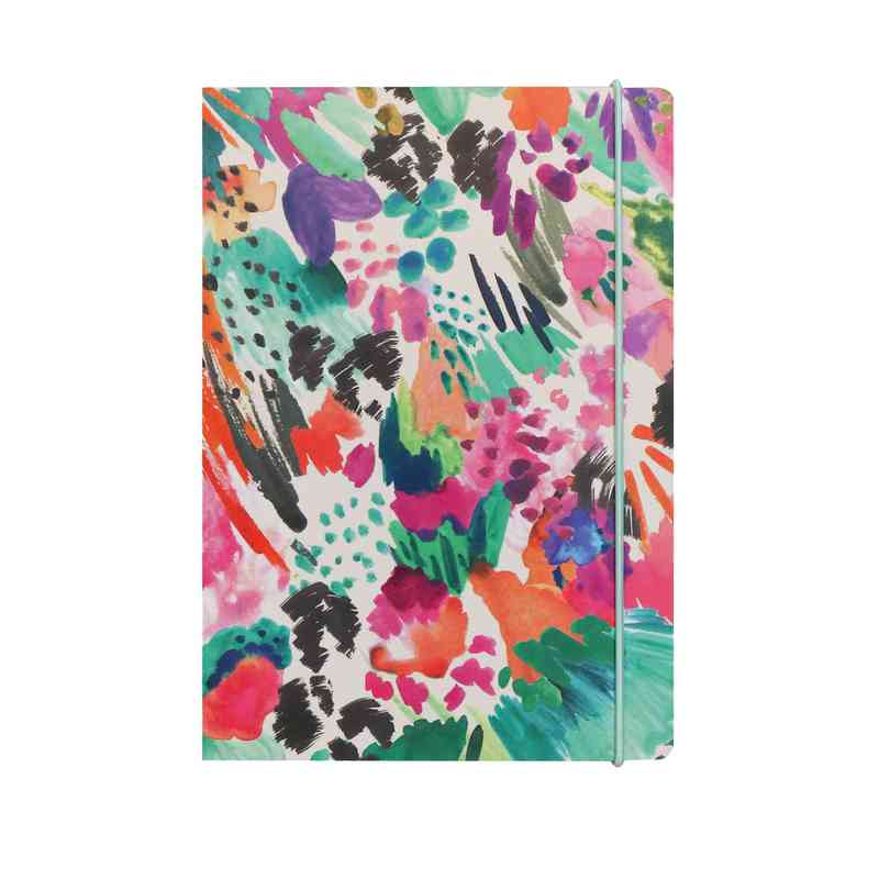 GTPNB25: Portico Notebooks  CARNIVAL A5 NOTEBOOK