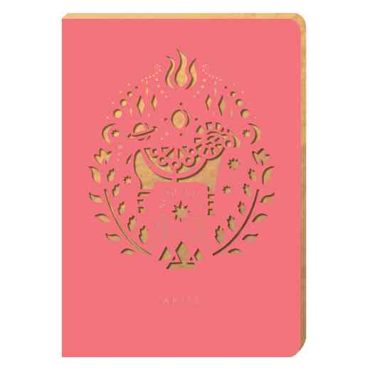 PZ04: Portico/Zodiac Notebook Aries Zodiac Notebook