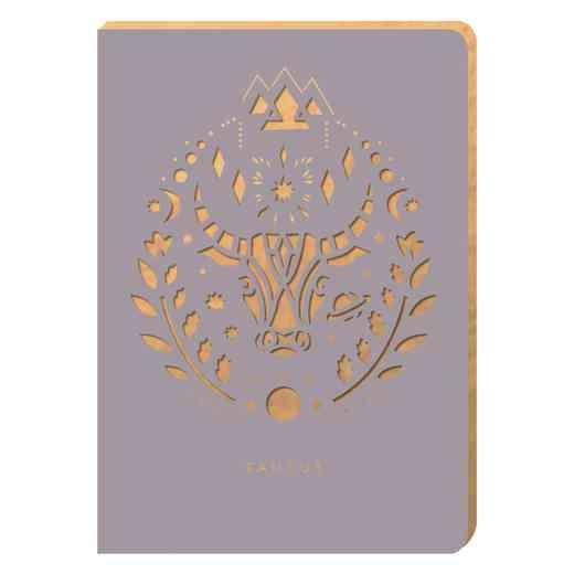 PZ05: Portico/Zodiac Notebook Taurus Zodiac Notebook