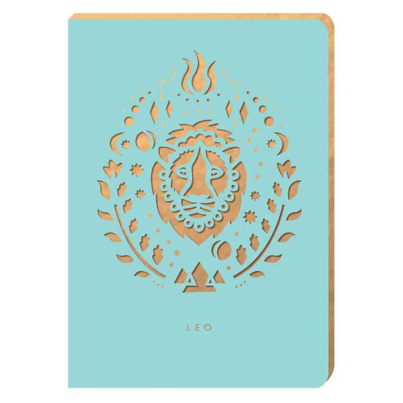 PZ08: Portico/Zodiac Notebook Leo Zodiac Notebook
