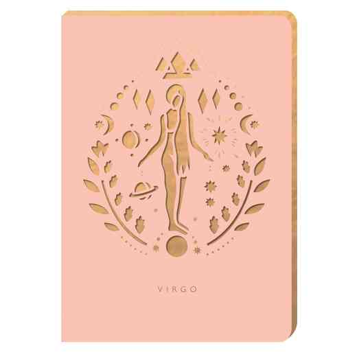 PZ09: Portico/Zodiac Notebook Virgo Zodiac Notebook
