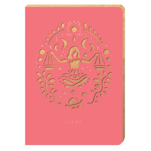 PZ10: Portico/Zodiac Notebook Libra Zodiac Notebook