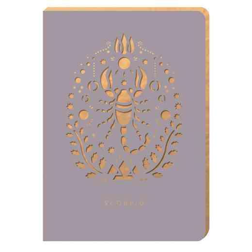 PZ11: Portico/Zodiac Notebook Scorpio Zodiac Notebook