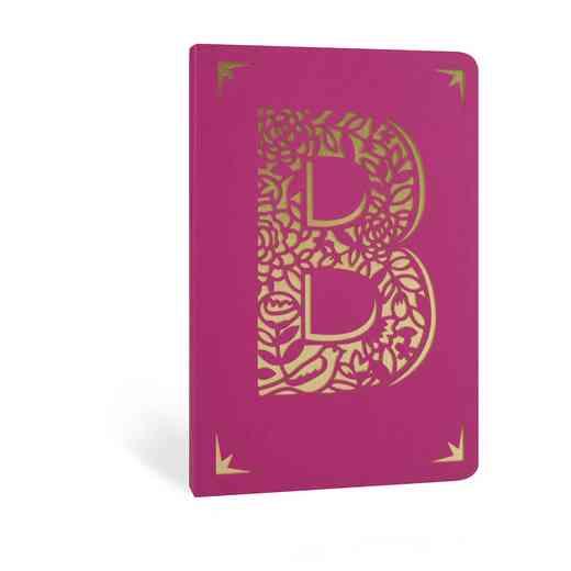 B1F: Portico/Monogram Notebook B1F B FOIL A6 NOTEBOOK