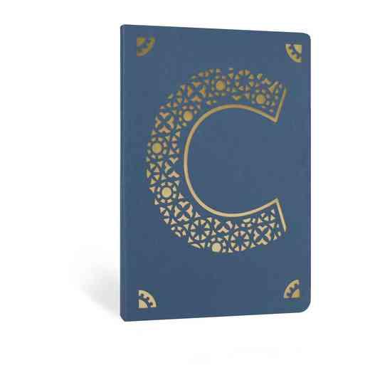 C1F: Portico/Monogram Notebook C1F C FOIL A6 NOTEBOOK
