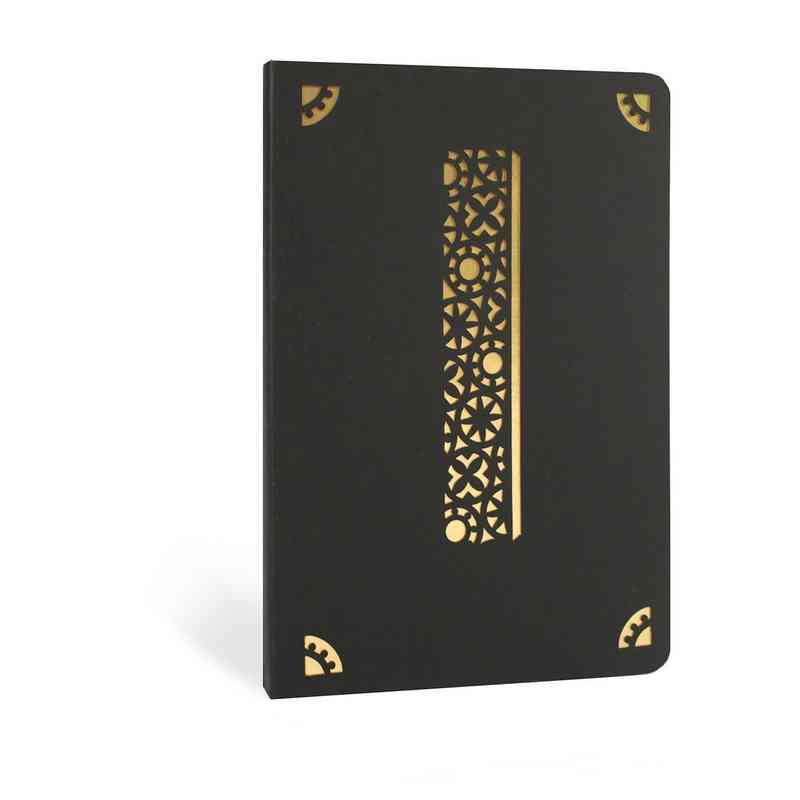 I1F: Portico/Monogram Notebook I1F I FOIL A6 NOTEBOOK